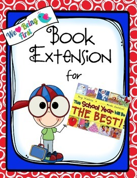 This School Year Will Be The Best:  Back to School Book Ex