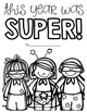 This Year Was Super! {memory book}