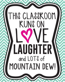 This classroom runs on love, laughter, and lots of Mountai