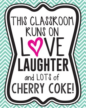 This classroom runs on love, laughter, and lots of cherry