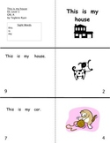 This is my house: Reproducible Guided Reading Book Level A