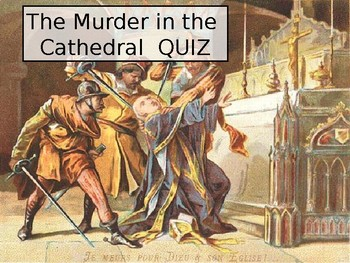 Thomas Becket Story and Quiz