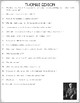 Thomas Edison {Differentiated Reading Passages & Comprehen