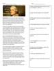 Thomas Jefferson: Graphic Organizer & Crash Course #10 Gui