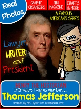 Thomas Jefferson (Henry the Historian Introduces... Thomas