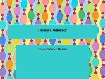 Thomas Jefferson PowerPoint