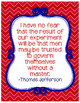 Thomas Jefferson Quotes Poster Set/Founding Fathers