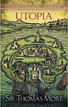 "Thomas More's ""Utopia"" excerpt with scavenger hunt, vocabu"