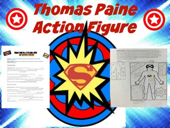 Thomas Paine Action Figure