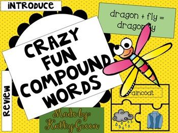 Crazy Fun Compound Words