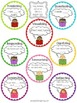 Thoughtful Thinkers Comprehension Sticks: Bloom's Taxonomy