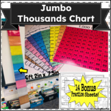 Thousand Chart (16 pages)