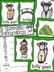 Three Billy Goats Gruff Posters (6 total) and Writing Activity