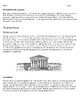 Three Branches of Government Articles- Executive, Legislat