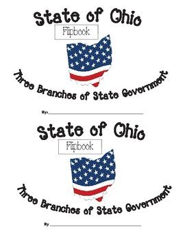 Three Branches of Ohio Government - Flipbook