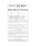 Three Centuries of Algebra (Historical Algebra Book Title Pages)