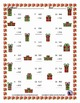 Three Digit Addition - Christmas Themed Worksheets - Verti