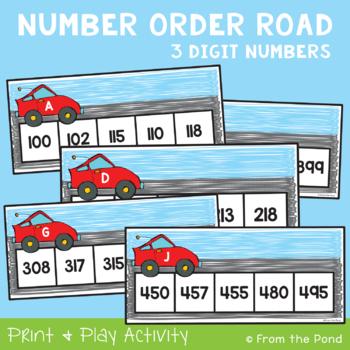 Three Digit Numbers