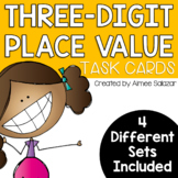 Three-Digit Place Value Task Cards