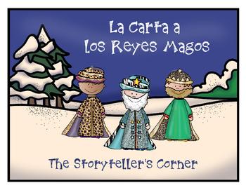 Three Kings Day Story - La carta a los Reyes Magos