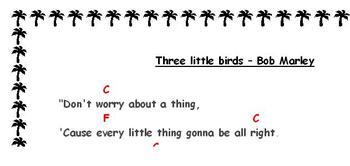 Three Little Birds - Ukulele