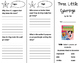 Three Little Cyberpigs Trifold - Storytown 4th Grade Unit