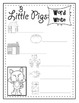 Three Little Pigs Posters (10 total) & Corresponding Writi