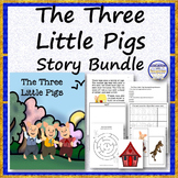 The Three Little Pigs Story Bundle