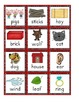 Three Little Pigs Syllable Word Sort Center Activity, 1-4