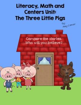 Three Little Pigs Unit