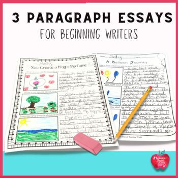 Three Paragraph Stories For Beginning Writers