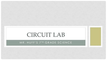 Three Types of Circuits - Lab - Simple, Series, Parallel - VIDEO