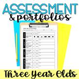 Three Year Old Assessment & Portfolio