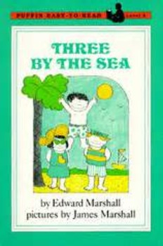 Three by the Sea book kit