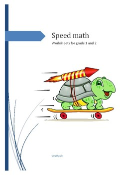 Three minute mad math worksheets