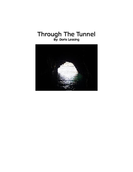Through The Tunnel Story Activities