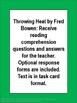 Throwing Heat by Fred Bowen Baseball Book Unit