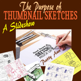 Graphic Arts THUMBNAIL SKETCHES: How to Create to Visualiz