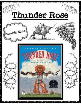 Thunder Rose Semantic Maps