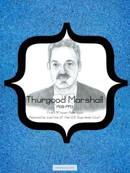 Thurgood Marshall Biography