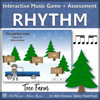 Ti-Tiri & Tiri-Ti Tree Farm - Interactive Rhythm Game + As