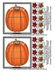 Tic Tac Toe Fall Halloween Pumpkin Game / Free / 2 sizes -