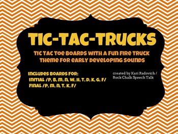 Tic Tac Trucks!