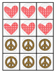 Show What You Know Tic Tac Toe (Valentines, Snow, Presiden