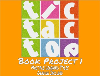 TicTacToe Book Project 1 - Multiple Learning Styles - Grad