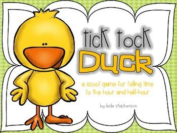 Tick Tock Duck