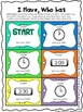 Tick Tock, Let's Read Clocks - A Time Packet for the Eleme