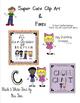 Tidy Classroom Chore Chart
