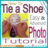 Tie a Shoe - How To Tie a Shoe Photo Tutorial