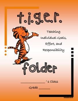 Tiger Folder